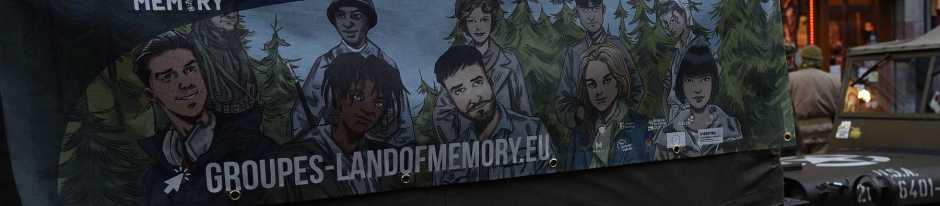Land of Memory - Onze rondtochten