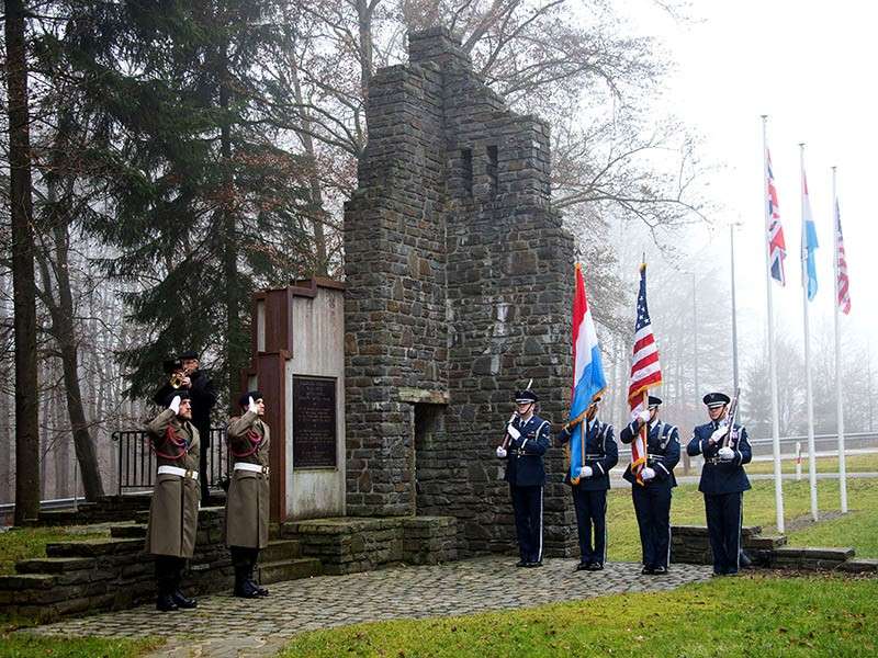 Military cemetery - Memorial - Shumannseck