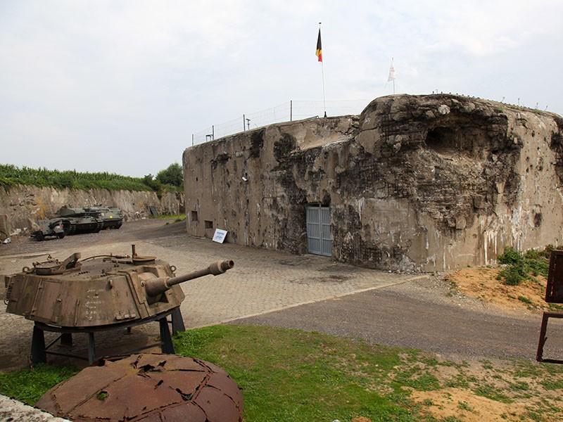 Fort of Aubin-Neufchateau