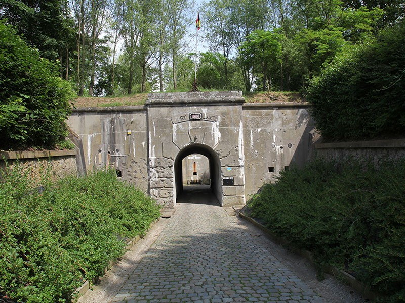 Fort of Lantin