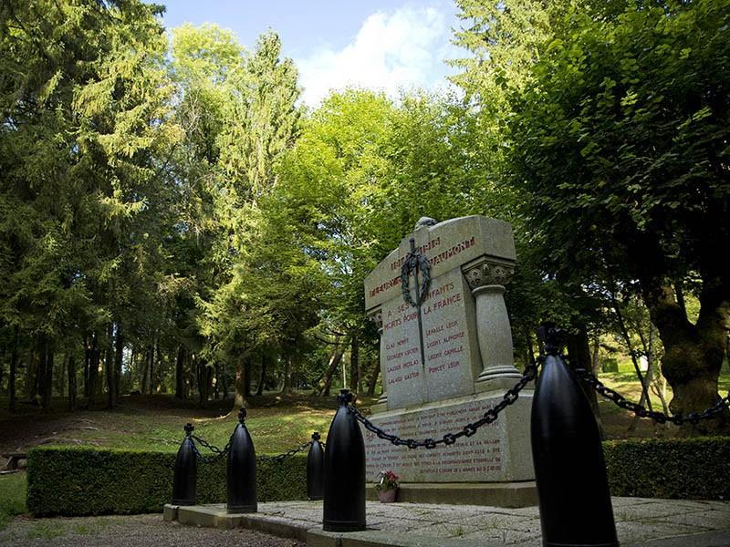 Mémorial du village détruit de Fleury-devant-Douaumont