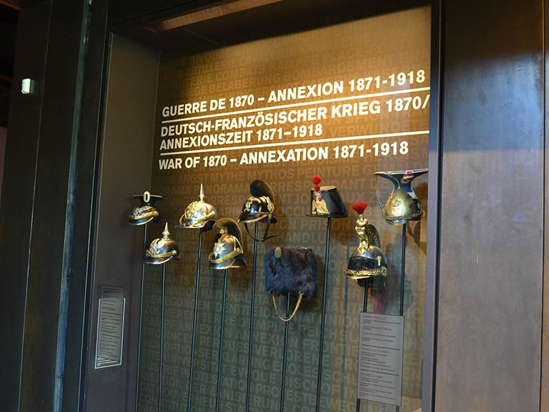 Musée de l'Annexion de 1870 à Gravelotte