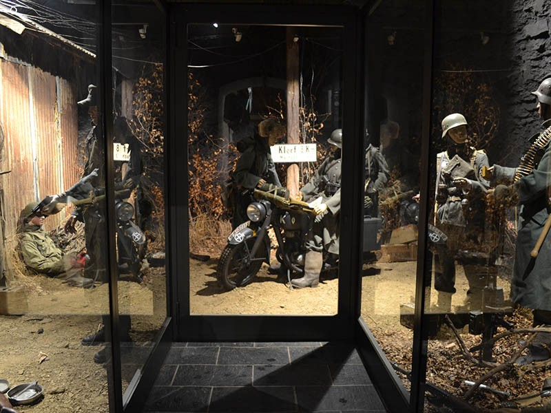Museum of the Battle of the Bulge in Clervaux