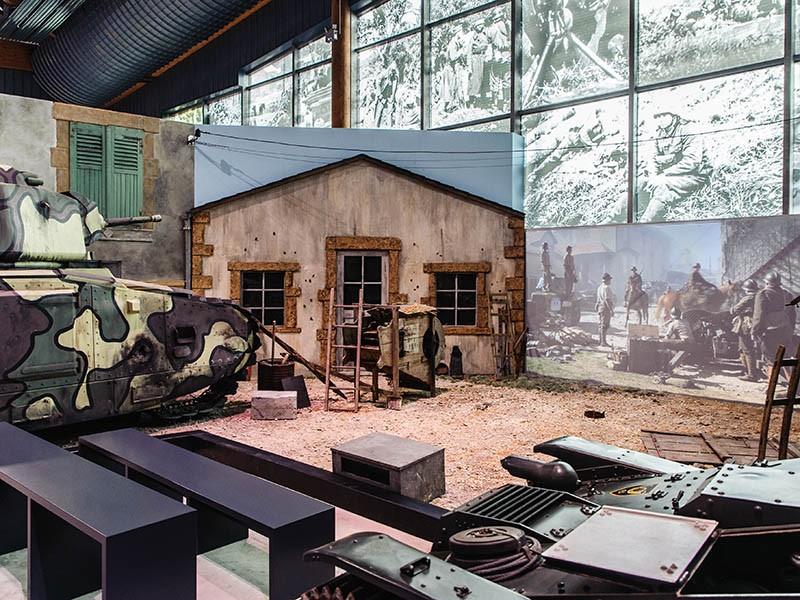 Musée Guerre et Paix en Ardennes