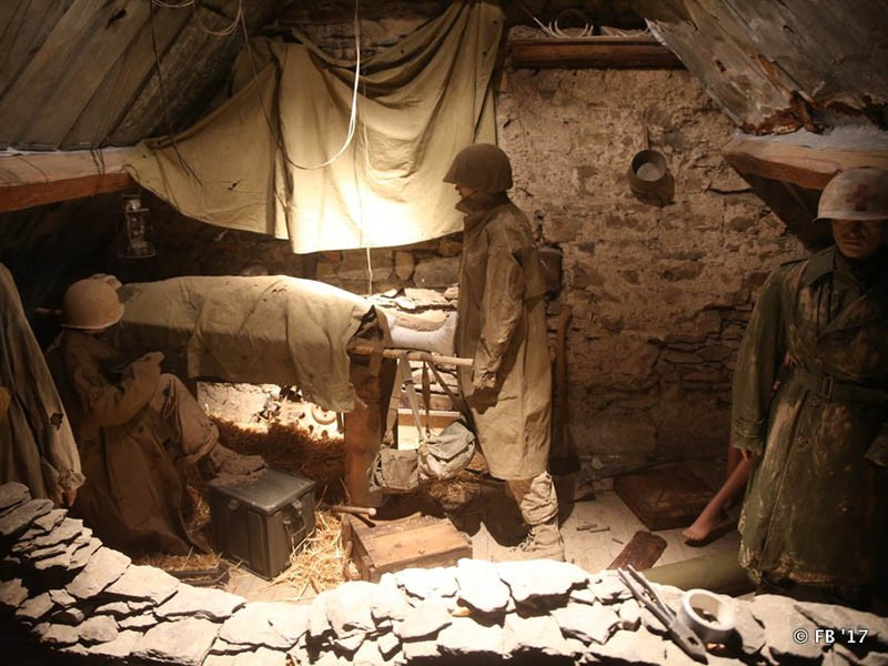 Museums of the Battle of the Bulge in Wiltz