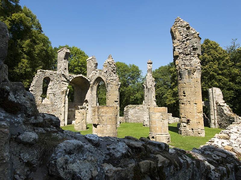 Ruines de Montfaucon