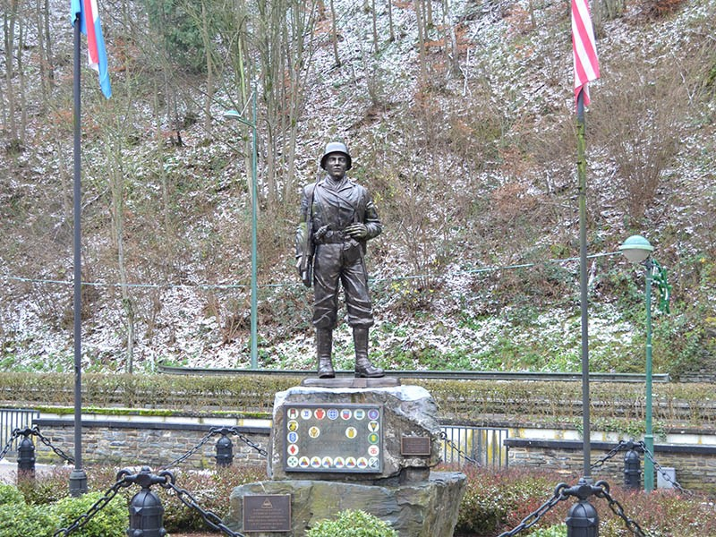 Visit of Clervaux and the Museum of the Battle of the Bulge
