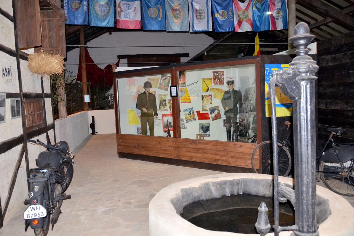 83rd Thunderbold Division Museum - Bihain - Musée