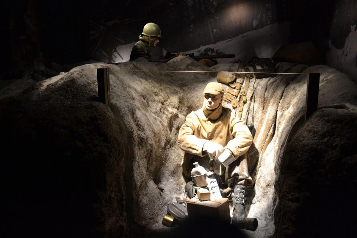 Baugnez 44 Historical Center  - Malmedy - Musée