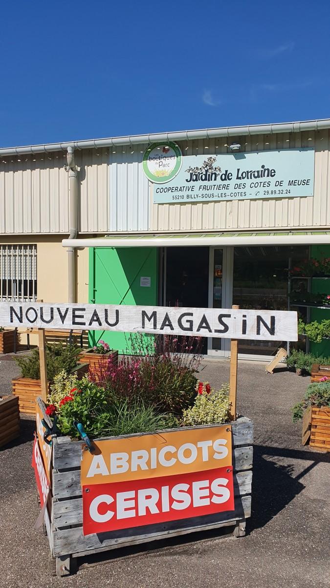 Boutique Jardin de Lorraine