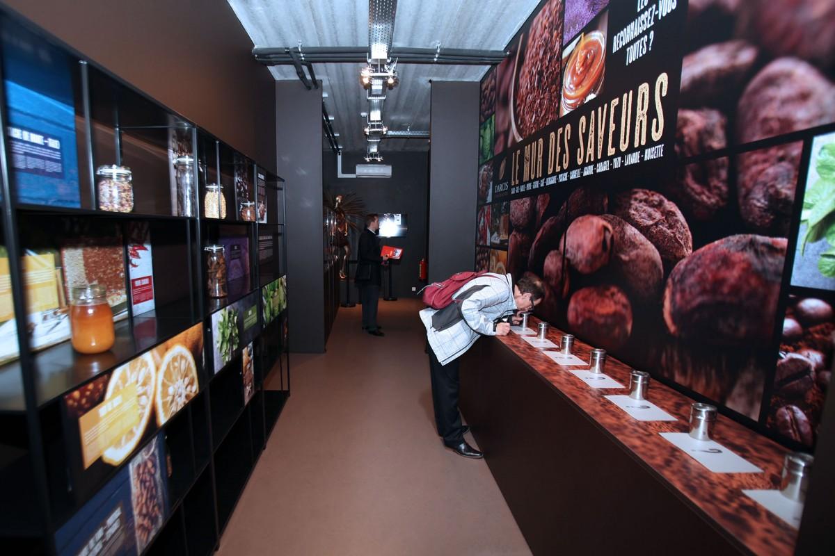 Chocolaterie Darcis - Verviers - Musée du Chocolat