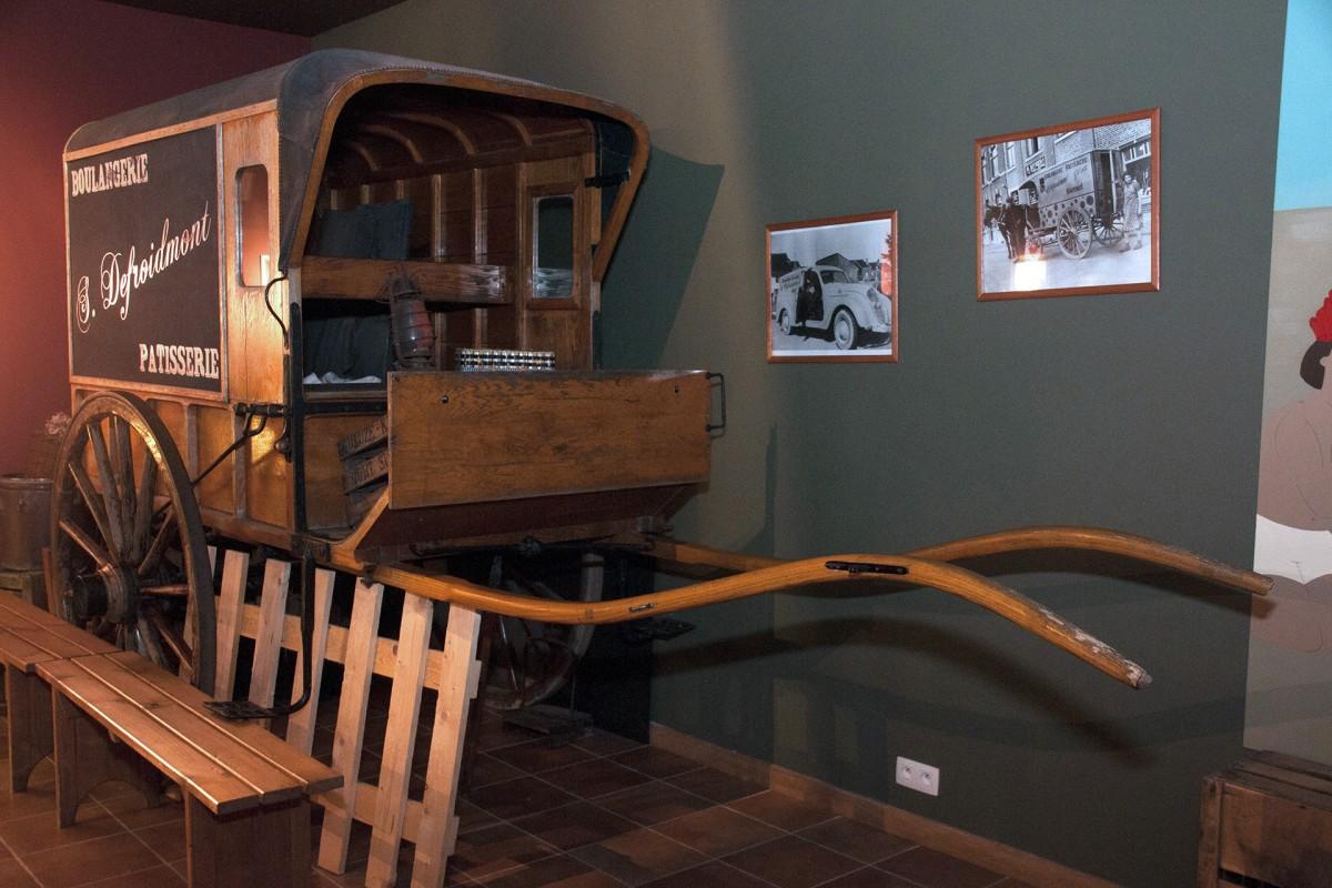 Chocolaterie Defroidmont - Erezée - Musée