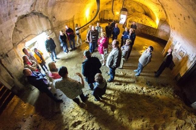 Fort de Flémalle - Visite groupe