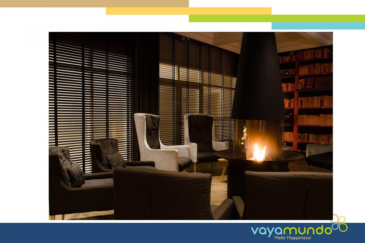 Hôtel Vayamundo - Houffalize - Salon