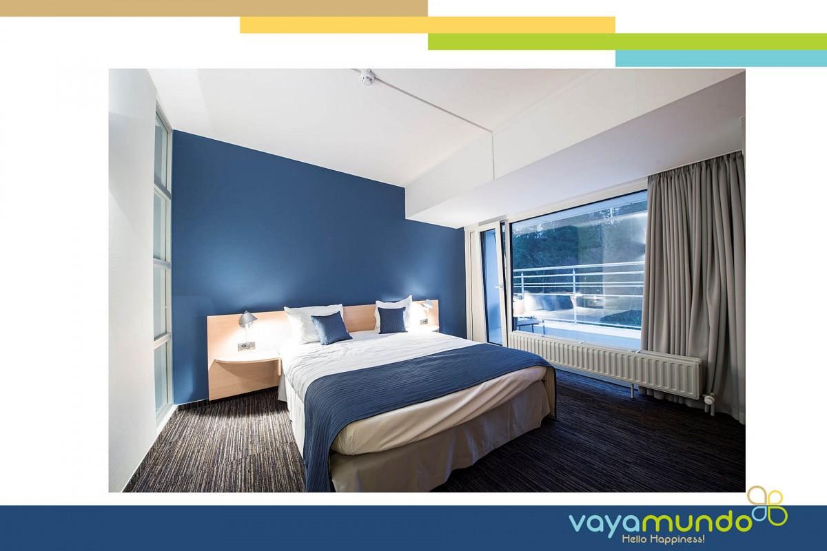 Hôtel Vayamundo - Houffalize - Chambre
