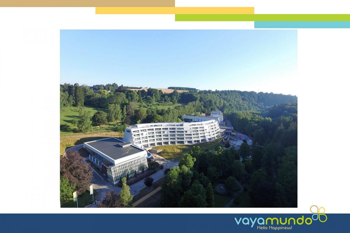 Hôtel Vayamundo - Houffalize - Site