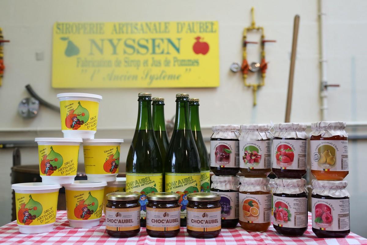 Siruphersteller von Aubel