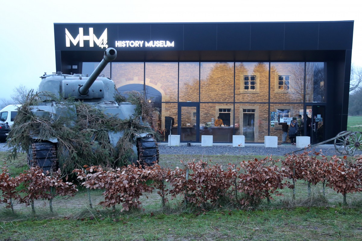 Manhay History 44 Museum - Manhay - Musée