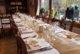 Auberge du Carrefour - Salle - Table dressée