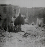Fort d'Embourg - Bombardement