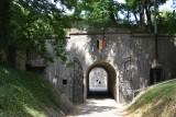 Fort de Barchon - Entrée du Fort