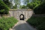Fort de Lantin - Entrée du Fort