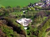 Fort de Lantin - Juprelle - Vue aérienne