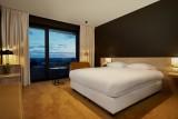 Superior balcony Van de VAlk Hotel Luxembourg-Arlon - Chambre