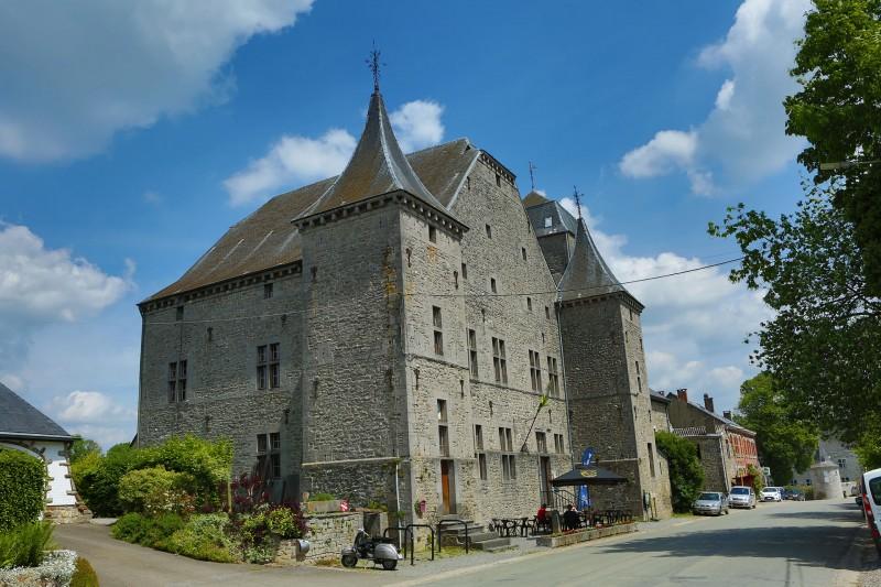 Château de l'Avouerie d'Anthisnes - Site