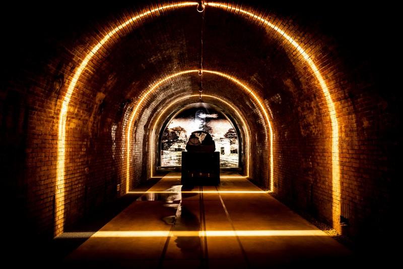 De nieuwe ondergrondse citadel van Verdun