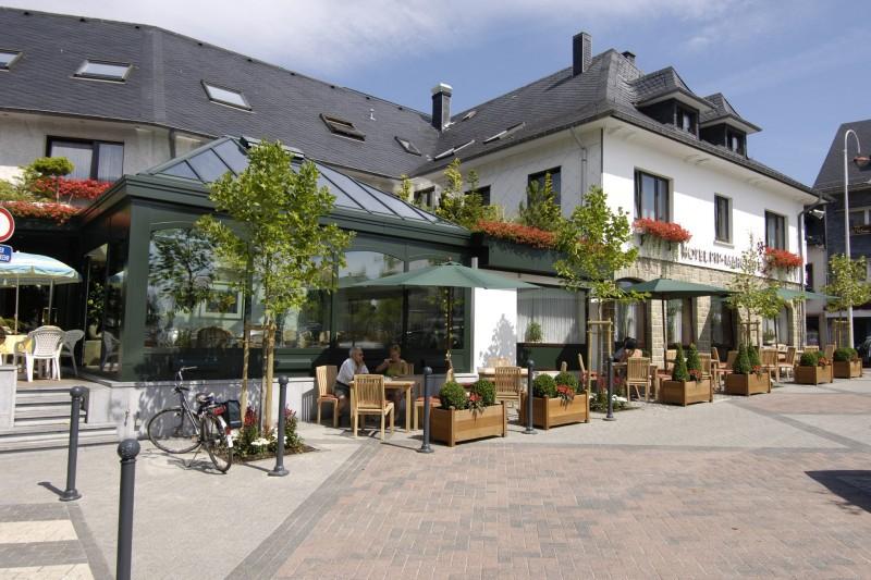 Hôtel Pip-Margraff - Saint-Vith - Façade