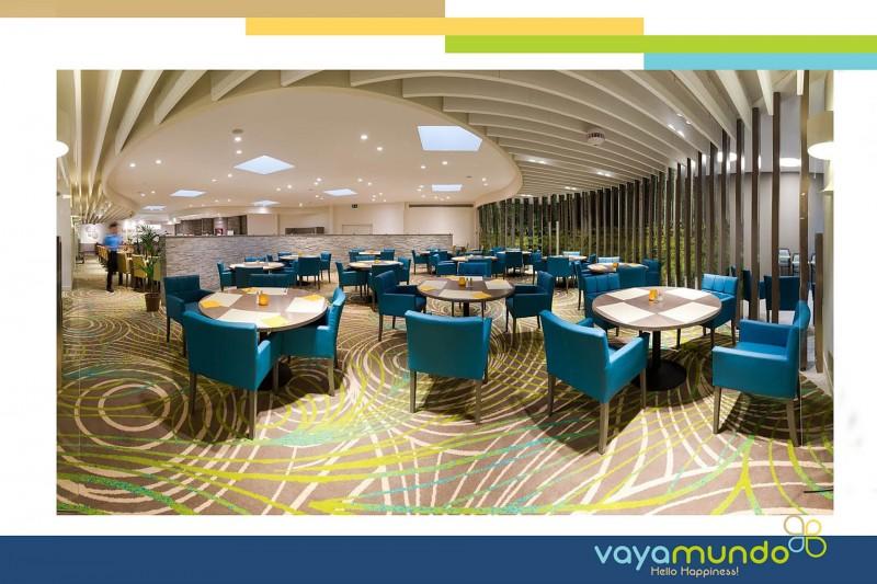 Hôtel Vayamundo - Houffalize - Restaurant