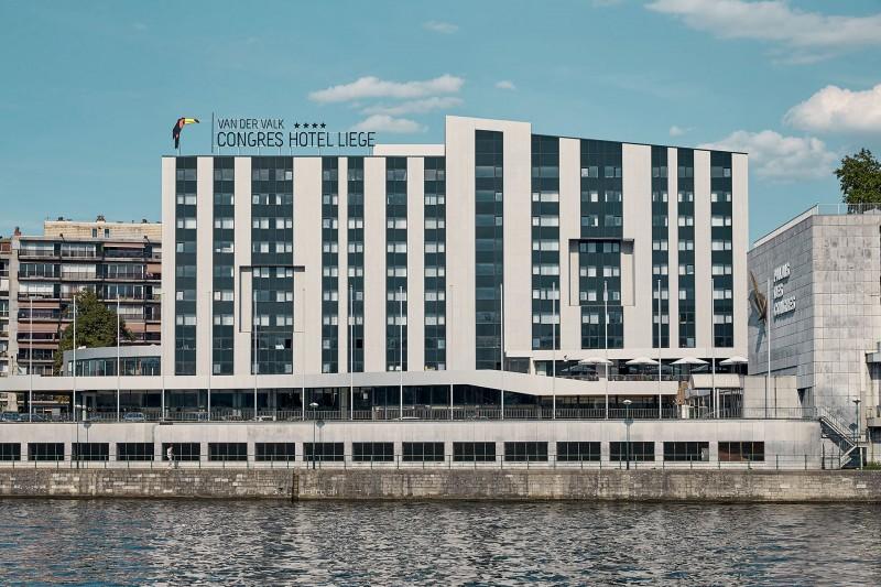 Van der Valk Congrès Hotel Liège – Site