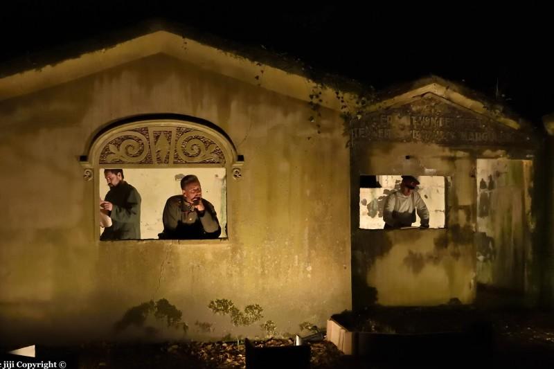 Visite guidée de nuit du Camp Marguerre