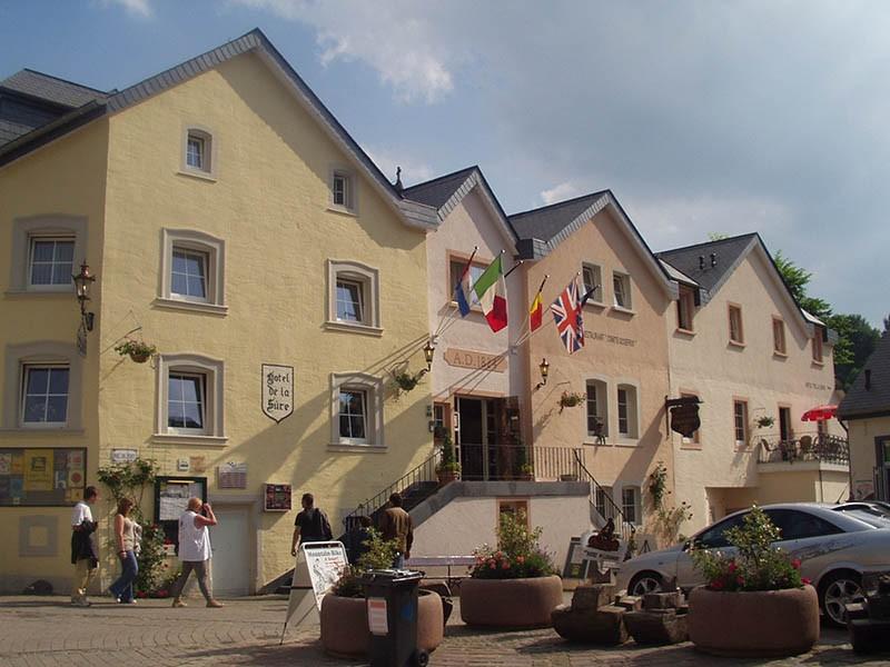 Overnachting in Hotel de la Sûre