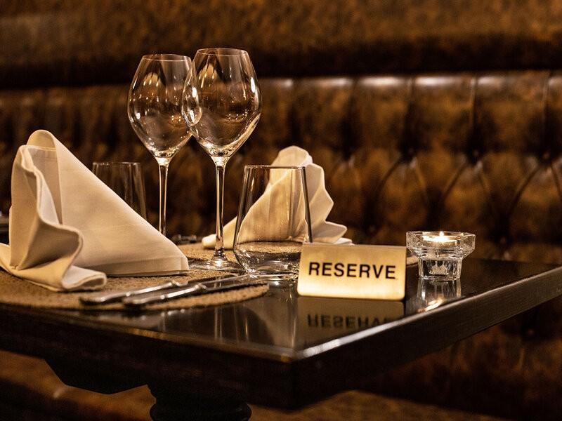 Maaltijd in restaurant Le Vieux Soiron in Pepinster